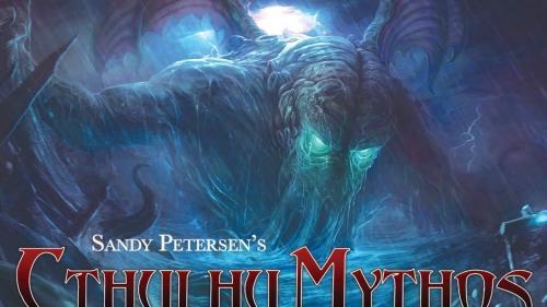 Sandy Petersen s Cthulhu Mythos for Pathfinder