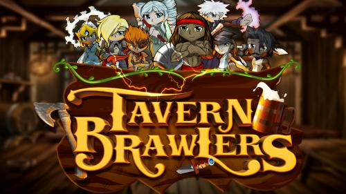 Tavern Brawlers - Legends of Runya Series - 2 to 8 players