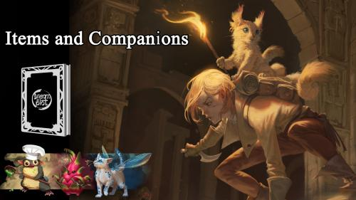 Peculiar Discoveries : Magic Items and Companions For 5E