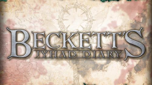 Deluxe V20 Beckett s Jyhad Diary