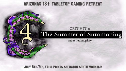 Crit Hit 4: Summer of Summoning