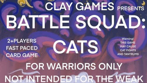BATTLE SQUAD: CATS