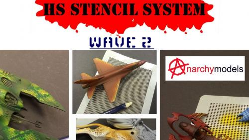HS Stencil System - Wave 2 - from Anarchy Models