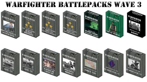DVG - Warfighter Expansion Packs Wave #3