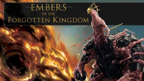 Embers of the Forgotten Kingdom