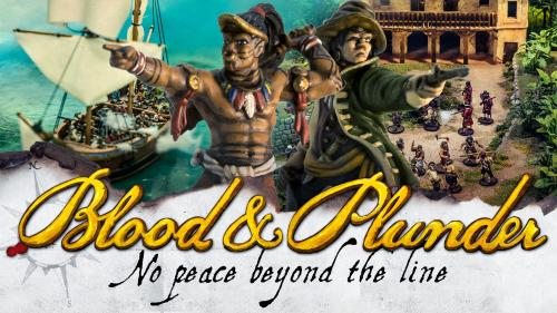 Blood and Plunder: No Peace Beyond the Line
