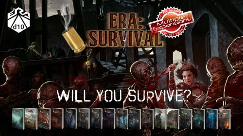 Era: Survival - Expansions into the Unknown 2