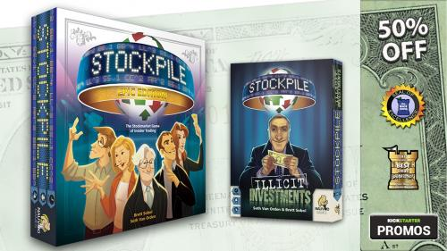 Stockpile: Illicit Investments Expansion and Epic Edition