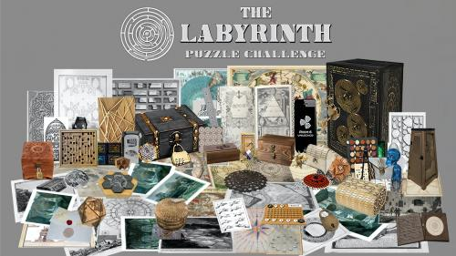 The Labyrinth - An Immersive Multi-Platform Puzzle Challenge