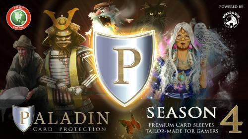 Paladin Card Protectors: Season 4