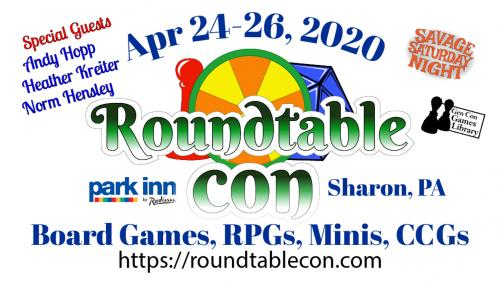 Roundtable Con 2020