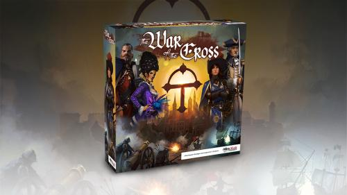 War of the Cross: A 7th Sea Strategy Board Game Relaunch
