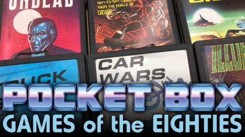 Pocket Box Games of the Eighties