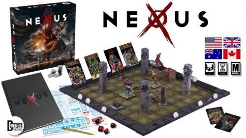 D-Verse NEXUS Tabletop Game