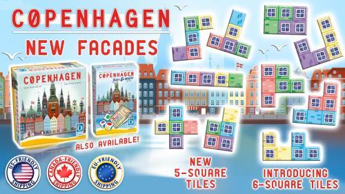 Copenhagen: New Facades