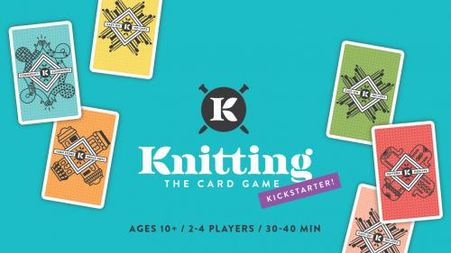 Knitting - The Card Game