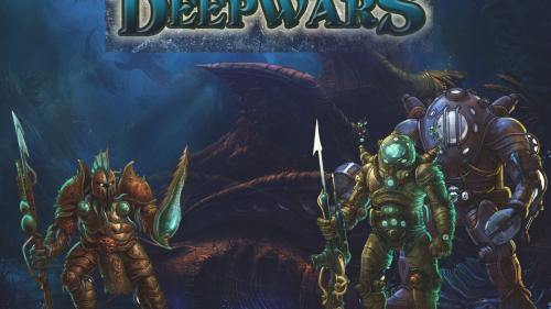 DeepWars - Tabletop Combat in the Abyssal Depths