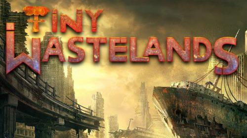 Tiny Wastelands: Minimalist Post-Apocalyptic Roleplaying