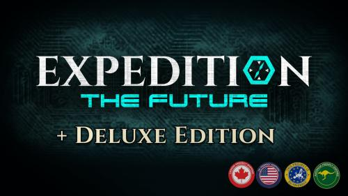 Expedition: The Future Expansion & Deluxe Edition