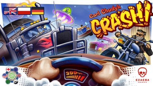 CRASH! by Carl Chudyk