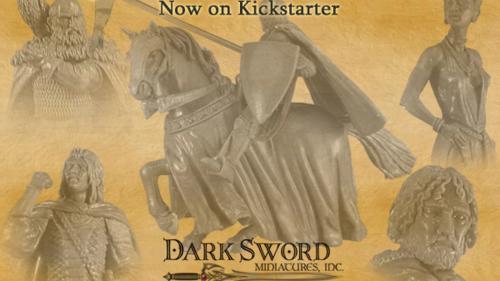 Dark Sword Miniatures GRRM Masterworks Major Line Expansion
