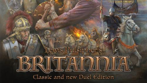 Lew Pulsipher s Britannia: Classic and New Duel Edition