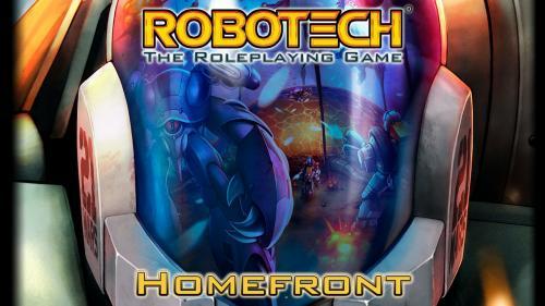 Robotech: Homefront