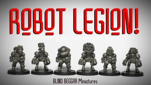 Robot Legion!