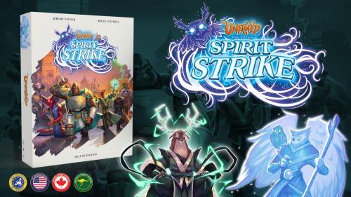 Untamed: Feral Factions - Spirit Strike Edition