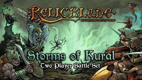 Relicblade: Storms of Kural