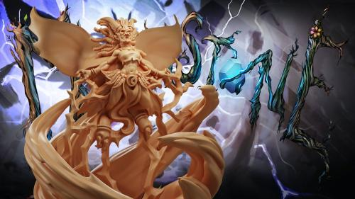 Moonstone Fantasy Skirmish Game - The Arising
