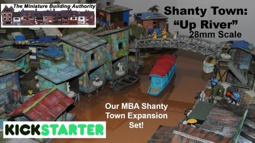 Shanty Town II: Up River