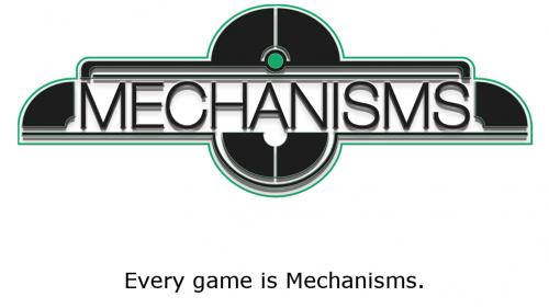 Mechanisms - A Posh Party Game for the Discerning Gamer