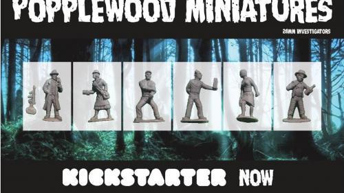 Popplewood Miniatures Investigators