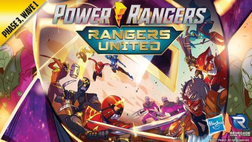 Power Rangers: Heroes of the Grid Rangers United!