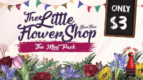 Little Flower Shop Mini-Pack
