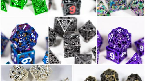 Deadly Dragon Dice: Shards from Oblivion