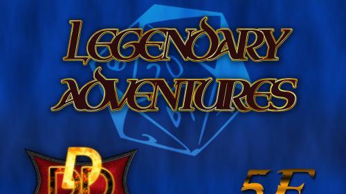 Legendary Adventures 5e