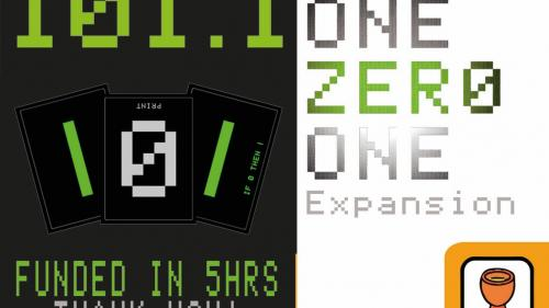 101.1 - An expansion for One Zero One