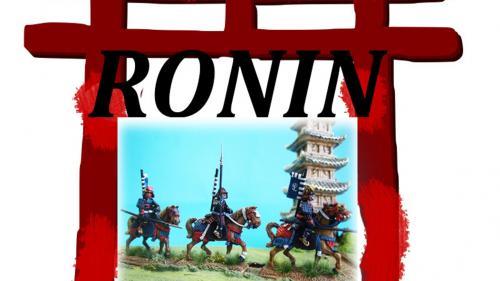 28mm SAMURAI RONIN
