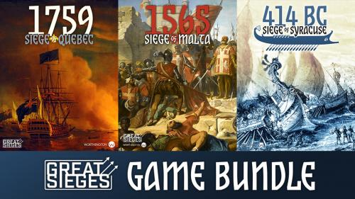 Great Sieges Solitaire Game Series