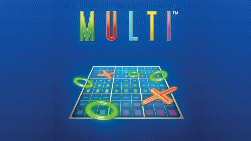 MULTI - Math Board Game - Fun For All Ages!