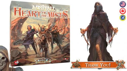 Mistfall: Heart of the Mists - Legendary Adventure Continues