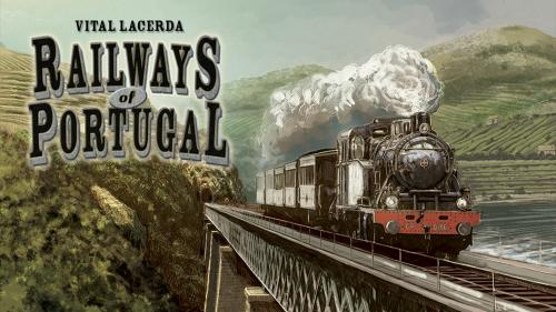 Vital Lacerda s Railways of Portugal, an ROTW expansion