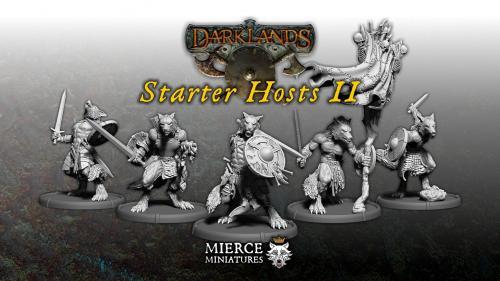 Darklands: Starter Hosts II