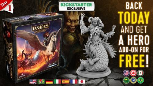 Tanares Adventures + Arena: the Contest 1.5