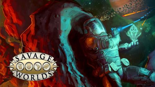 The Last Parsec - Savage Worlds