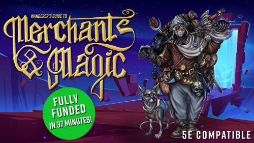 Wanderer s Guide to Merchants & Magic (5E)
