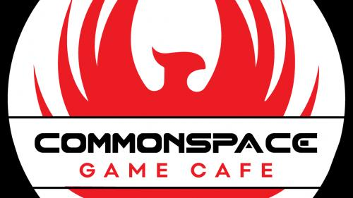 Commonspace Game Cafe: Level Up!