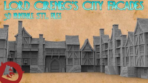 Lord Cireneg s City Facades
